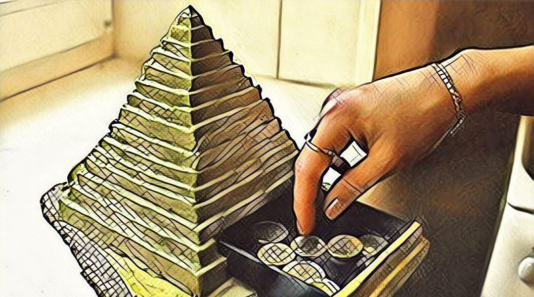 заработок интернет пирамида