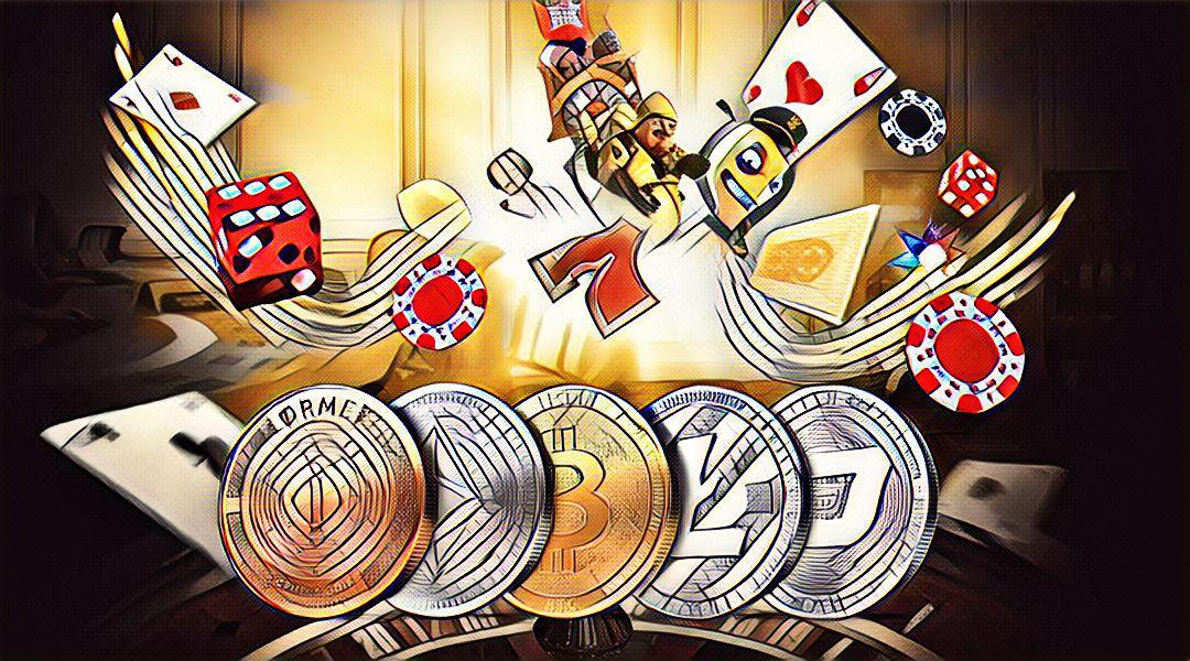 Криптовалюта в промышленности интернет-казино