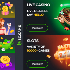 Prepare to get your mind blown! BC.Game 3.0 is here! Build the best crypto casino together